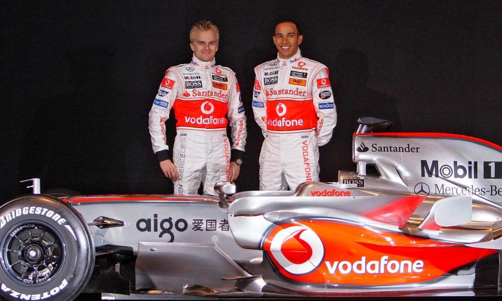 Lewis Hamilton Career Ender