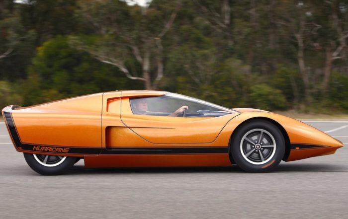 Holden Hurricane Concept profile