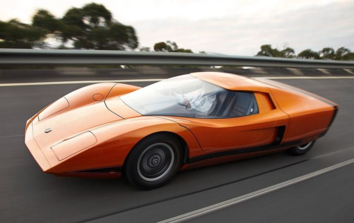 Holden Hurricane Concept tracking