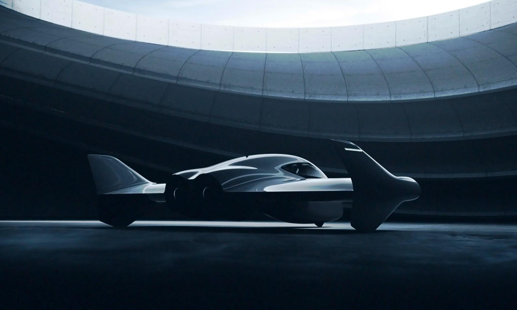 Holy Flying Porsches Batman