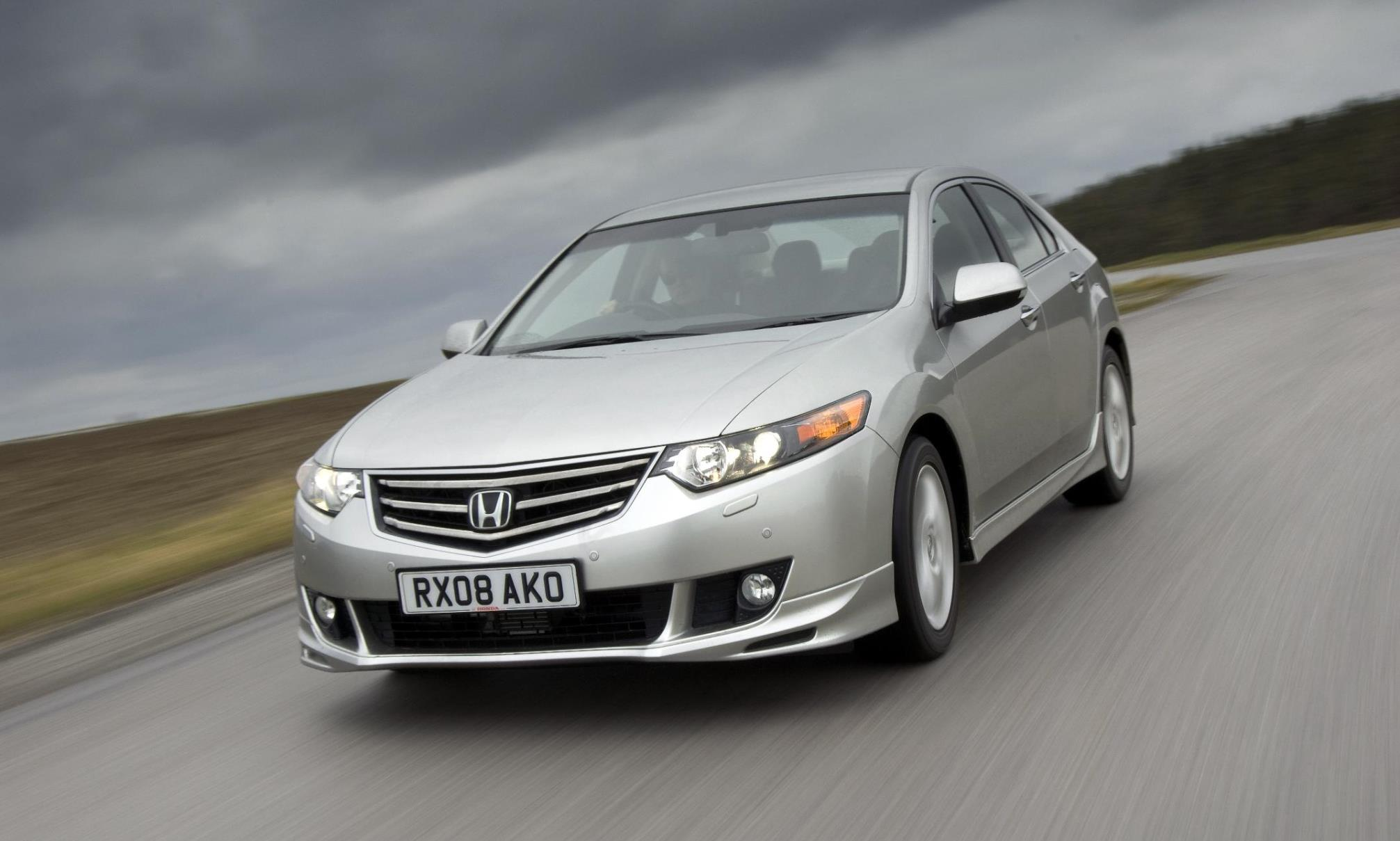 Honda Accord Sedan 2.4 i-VTEC Exclusive AT