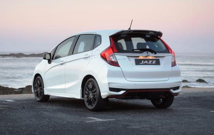 Honda Jazz Sport rear