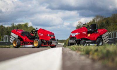 Honda Mean Mower and HF2622