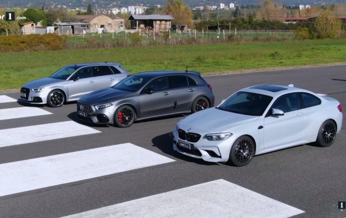 Hyper hatch drag race