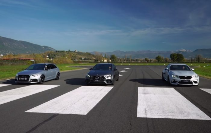 Hyper hatch drag race front