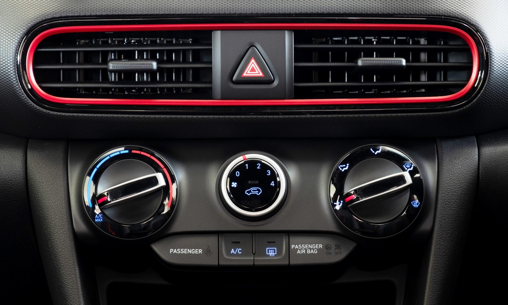 Hyundai Kona air-con