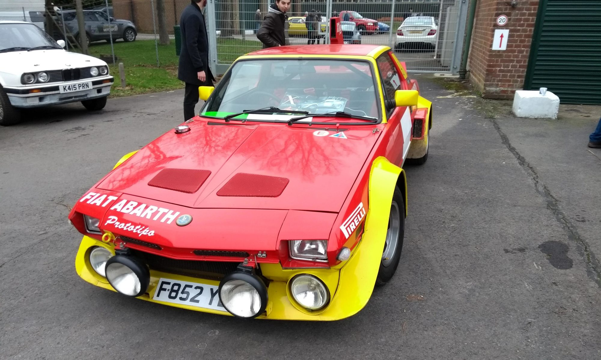 Fiat X1/9 Prototipo