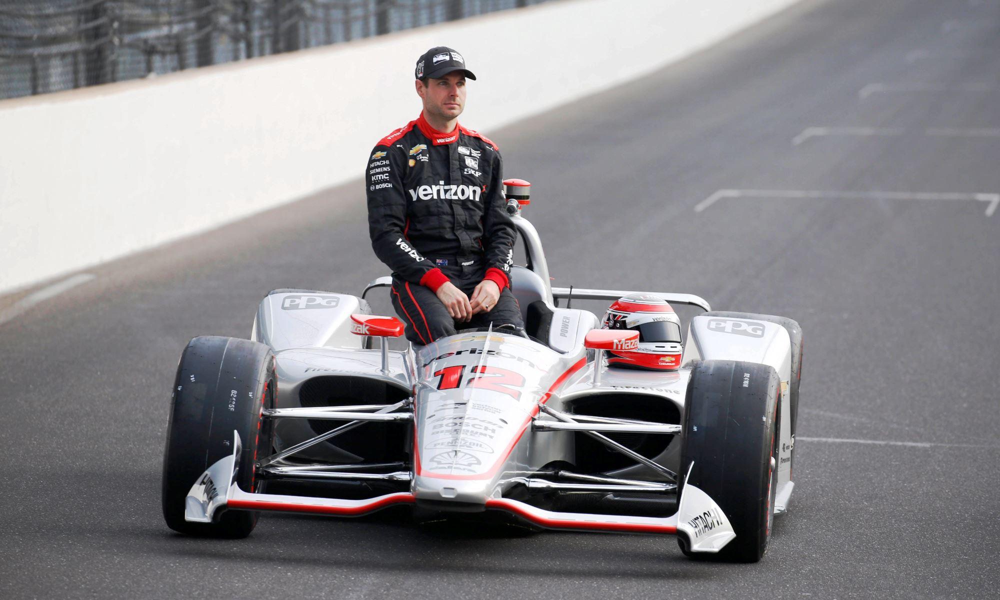 Indy 500 winner Will Power
