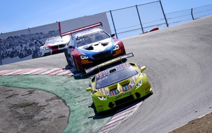 Intercontinental GT Challenge at Laguna Seca