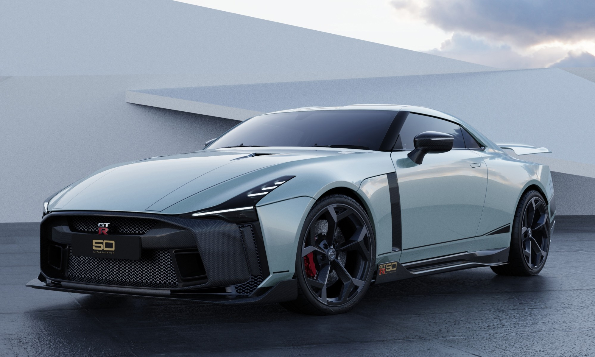 Italdesign Nissan GTR-50