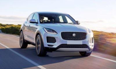 Jaguar E-Pace drive review