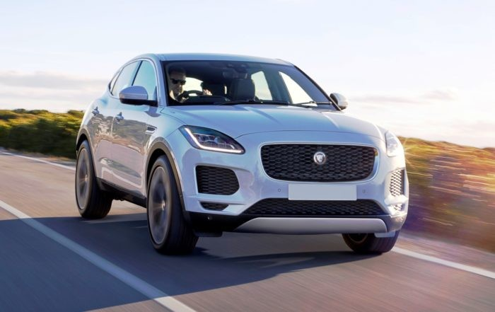 Jaguar E-Pace drive review