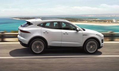 Jaguar E-Pace profile