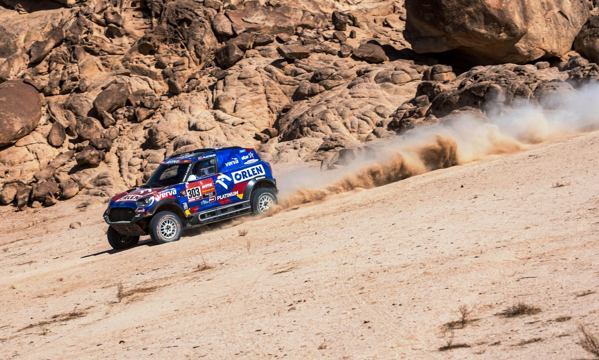 2020 Dakar Stage 4
