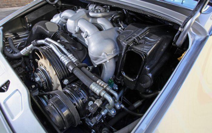 Kaege Retro Porsche engine