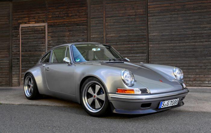 Kaege Retro Porsche front