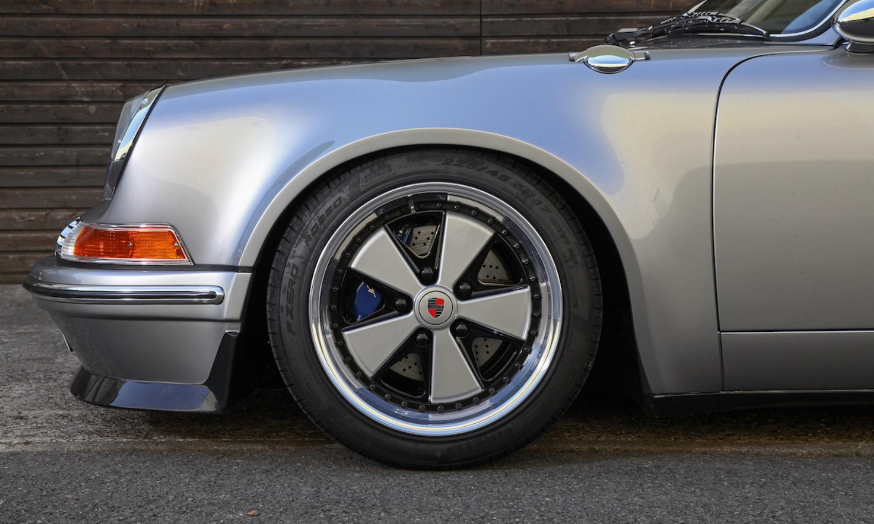 Kaege Retro Porsche front wheel