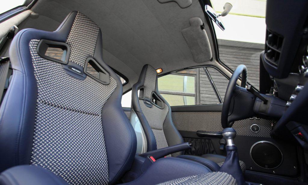 Kaege Retro Porsche interior