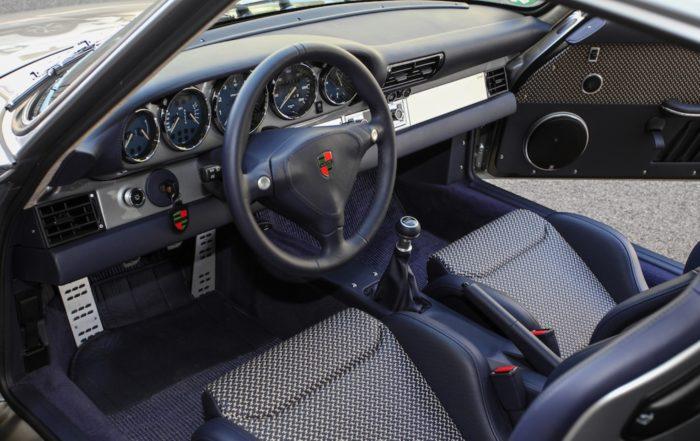 Kaege Retro Porsche interior facia