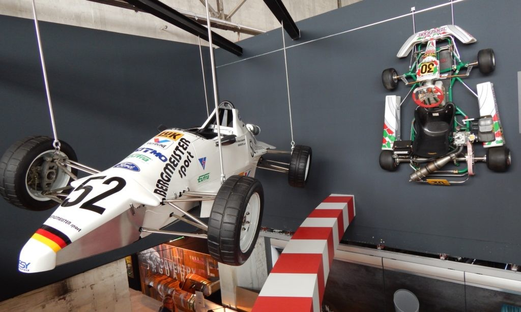 Kart and Formula Ford