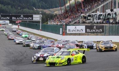 Kyalami 9 Hour Returns GT3 racing to local soil