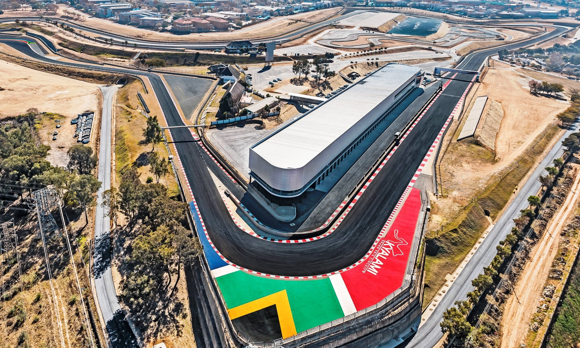 Kyalami 9 Hour Returns