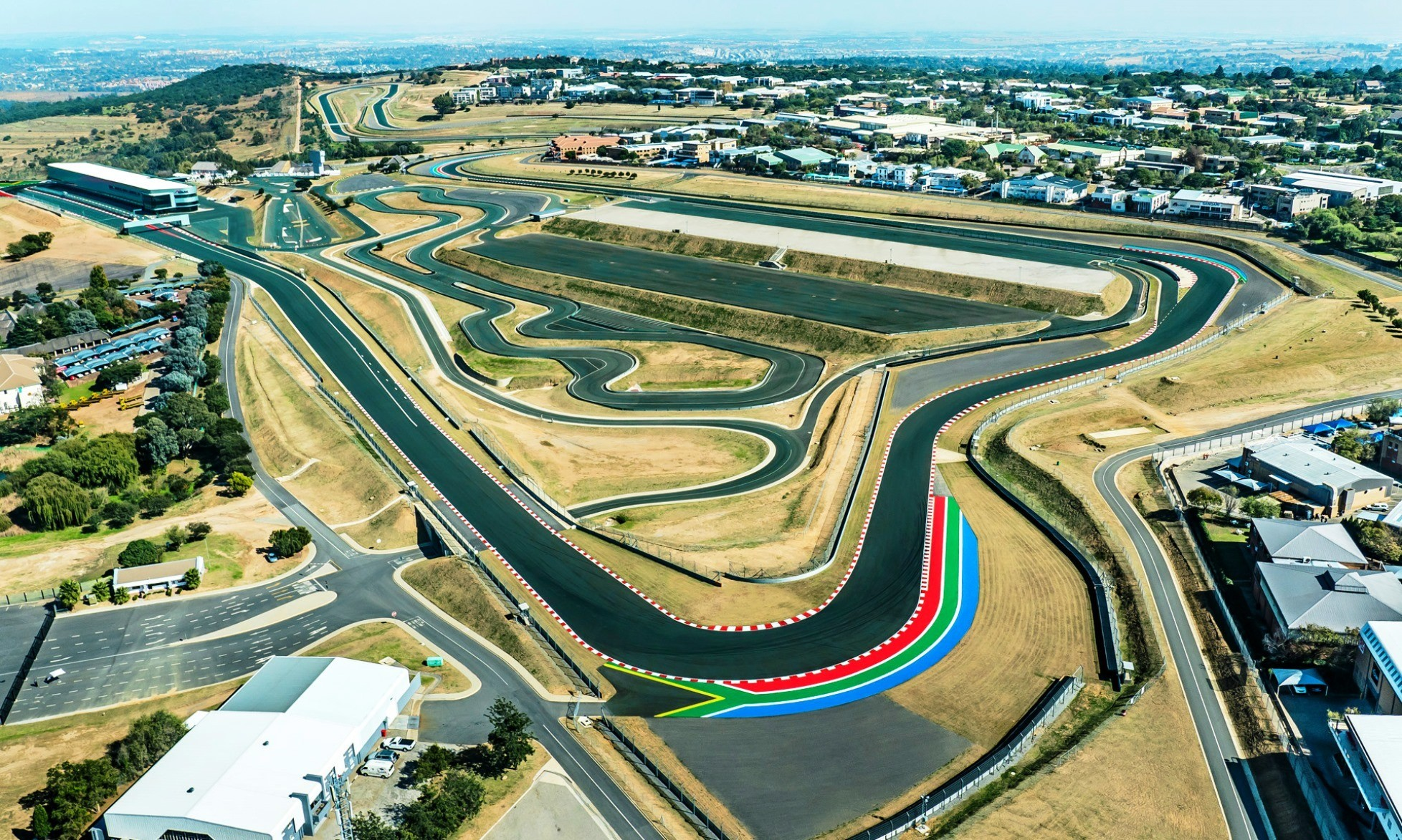 Kyalami Dropped From 2021 FIA WEC Calendar