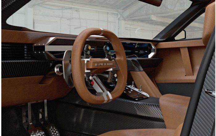 Laffite G-Tec X-Road interior