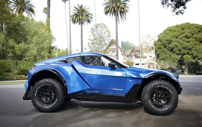 Laffite X-Road Supercar profile