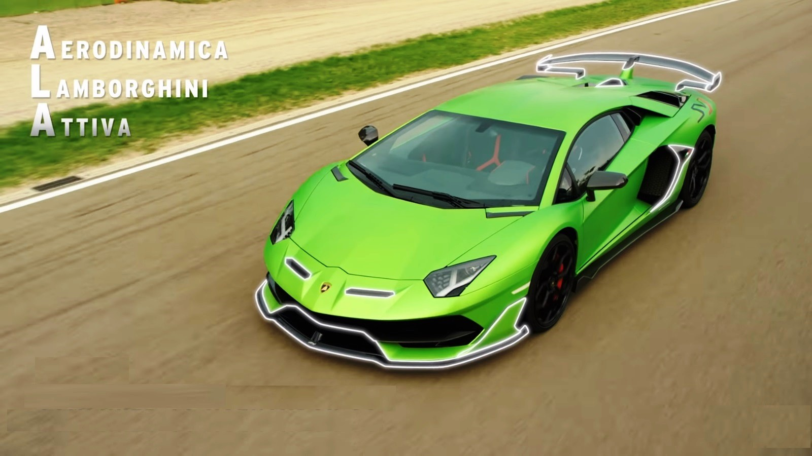 Lamborghini Aventador SVJ ALA