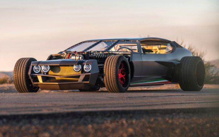 Lamborghini Espada Rat Rod