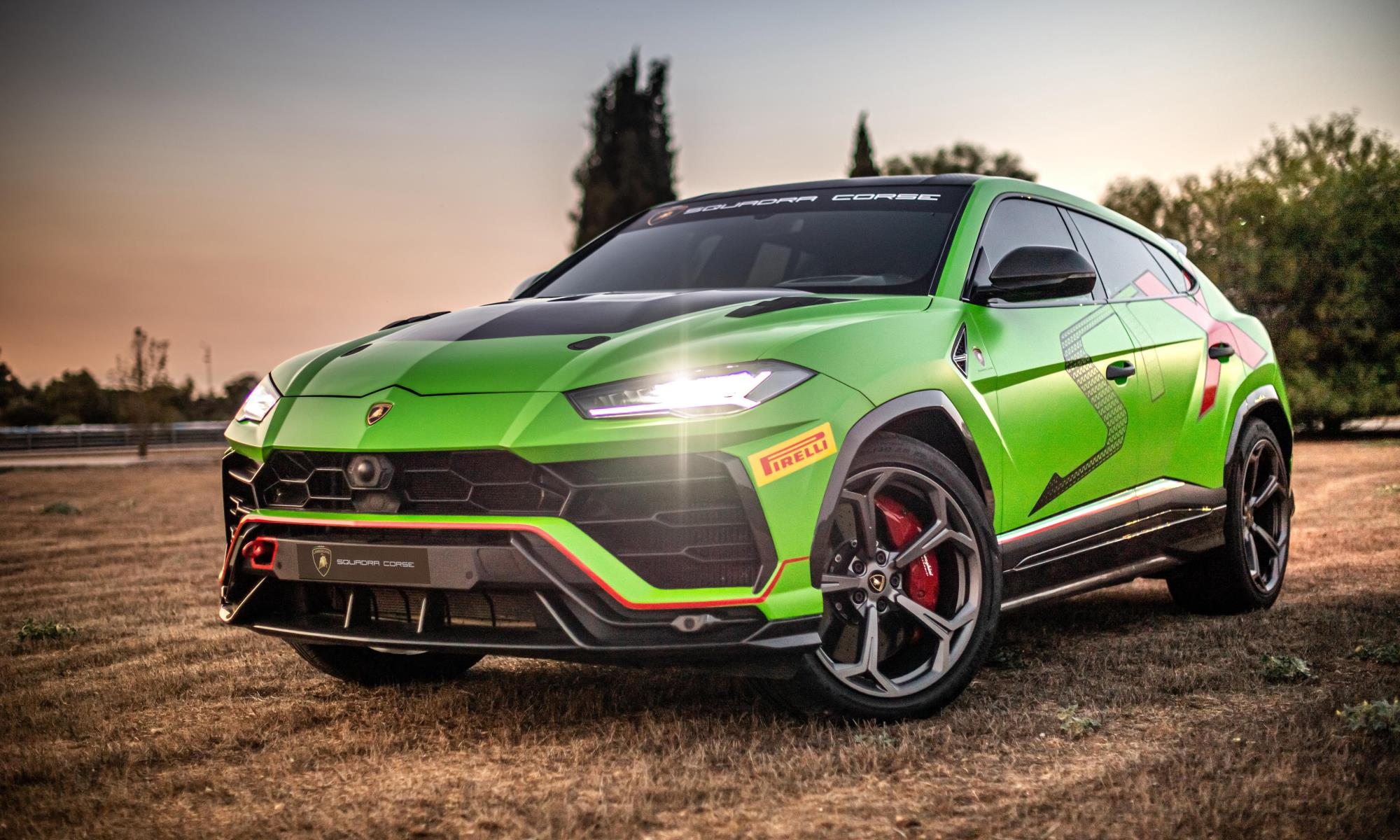 Lamborghini Racers 1