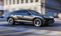 Lamborghini Urus driven