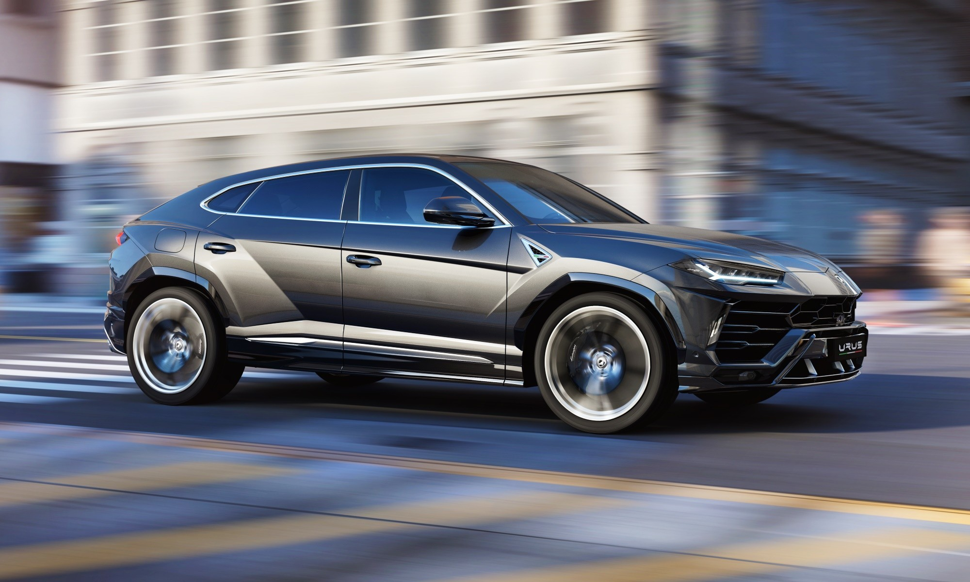 We Bring You A Driving Review Of The New Lamborghini Urus