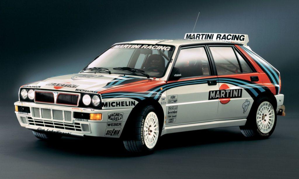 Lancia Delta HF Integrale 16v Group A