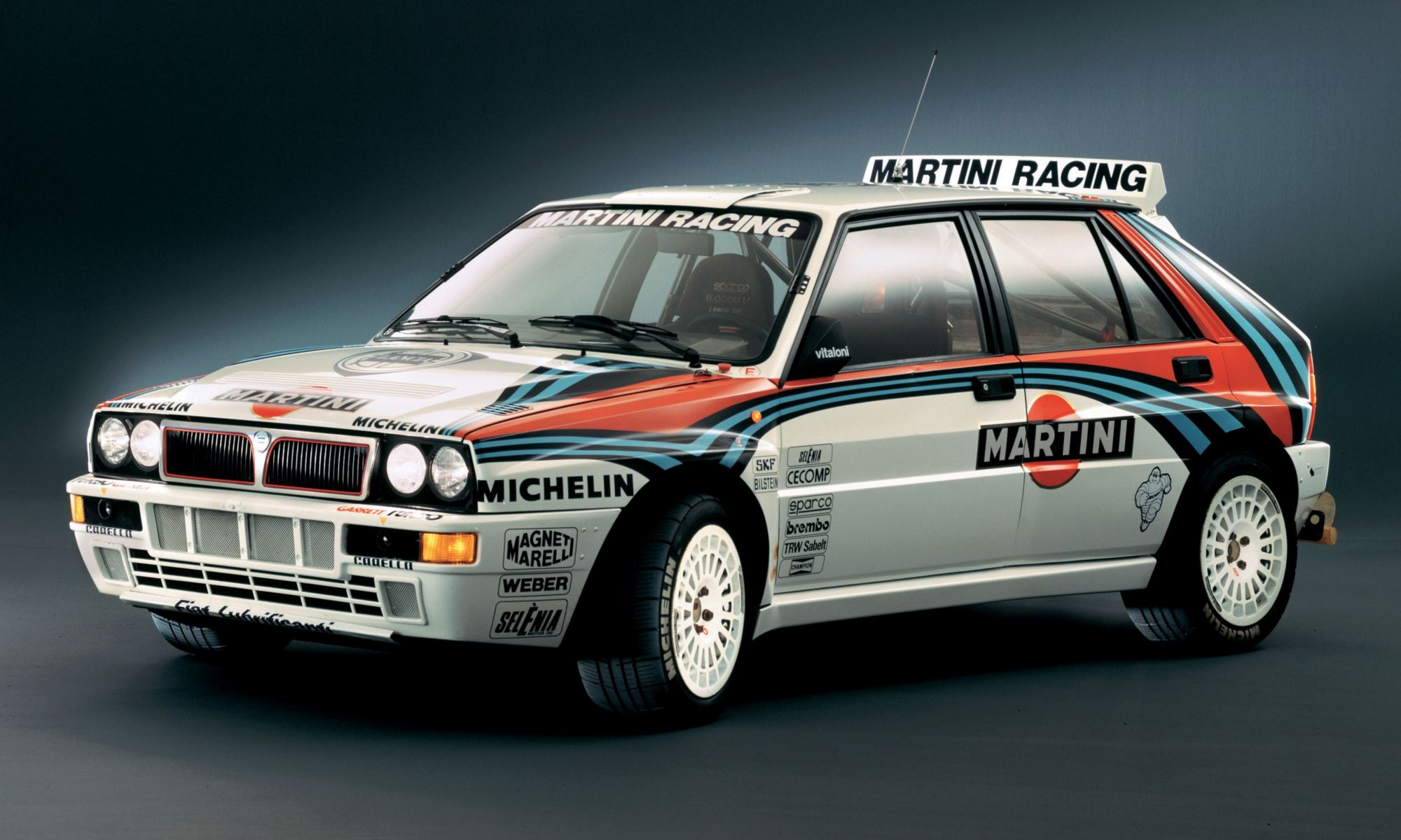 Lancia Delta HF Integrale 16v Group A