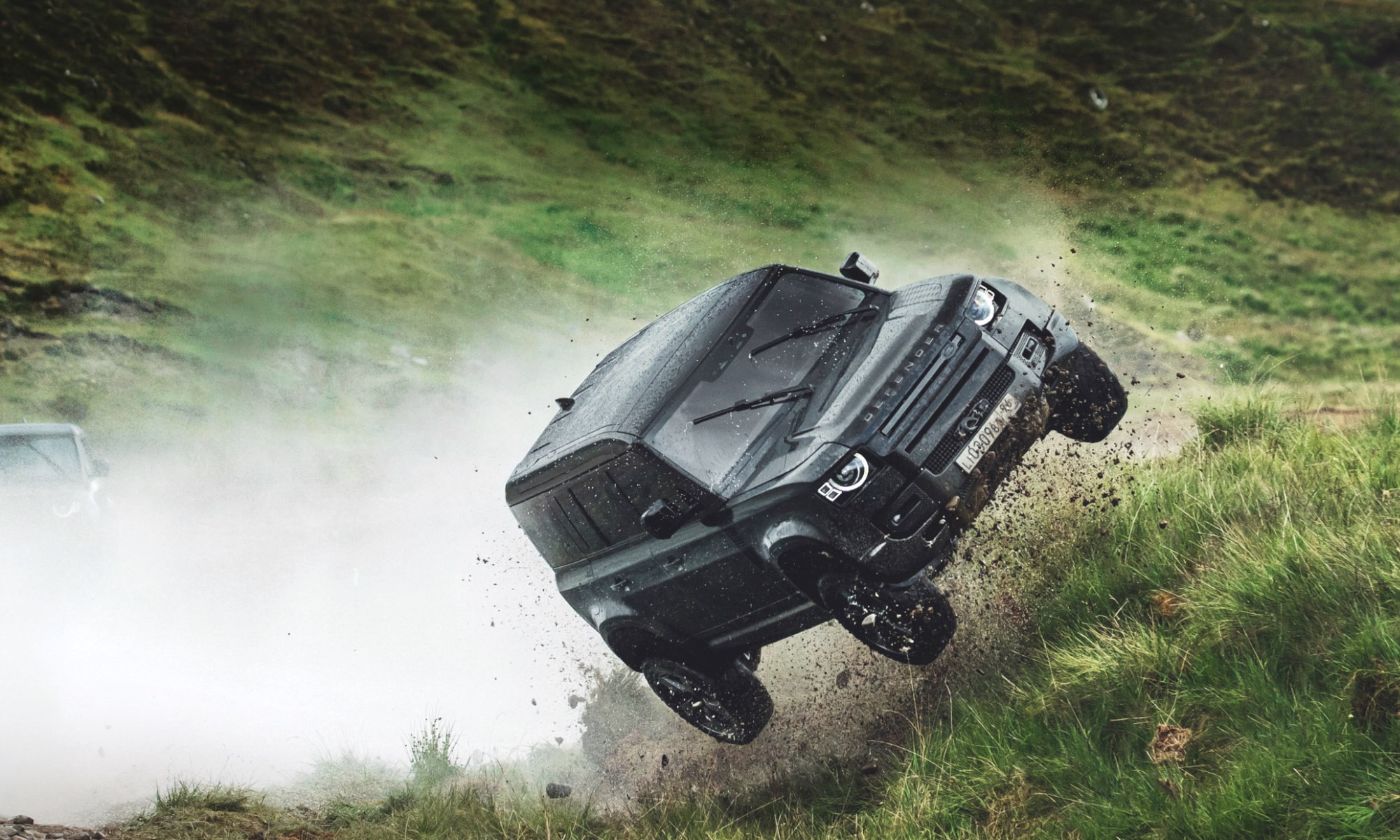 Land Rover Defender Advert 5