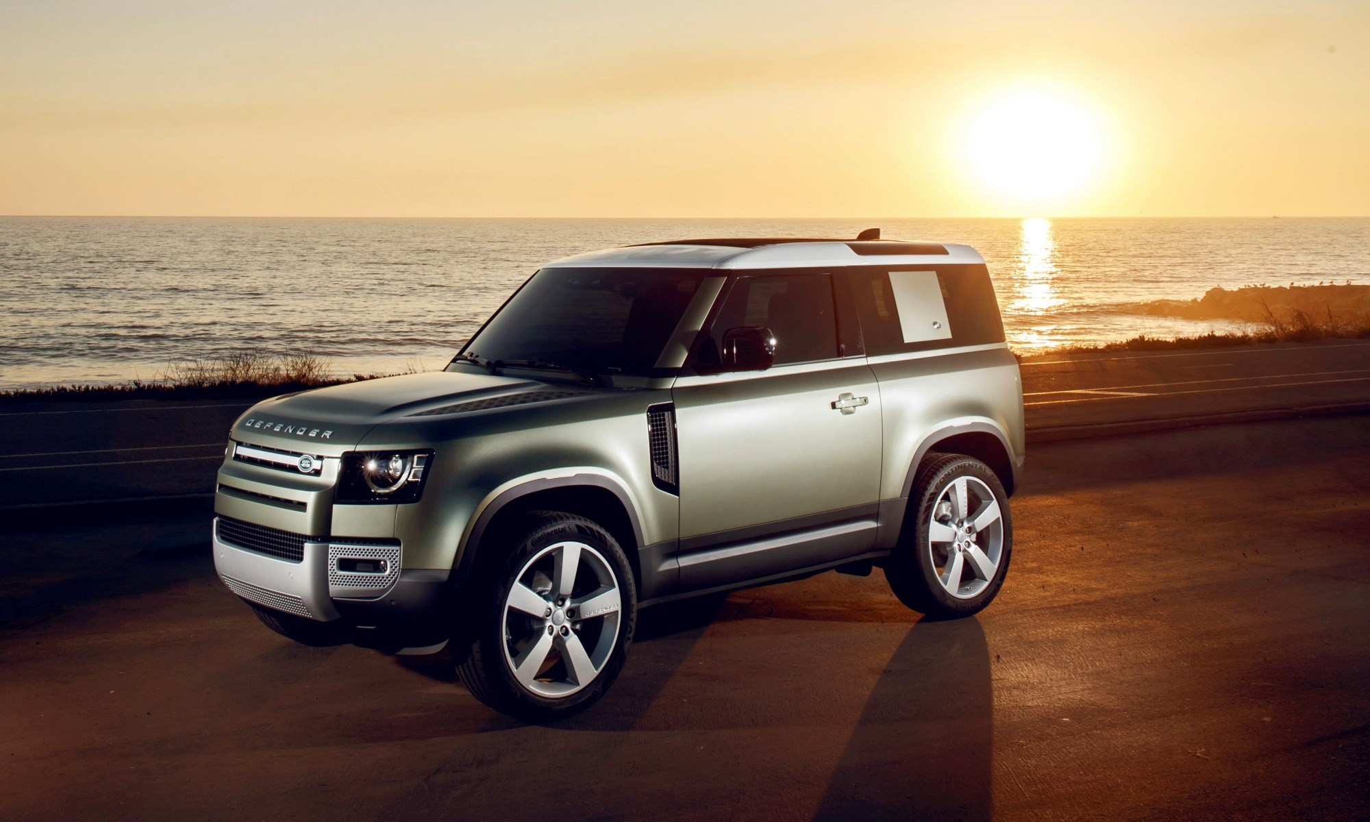 Land Rover Defender SA Pricing 1