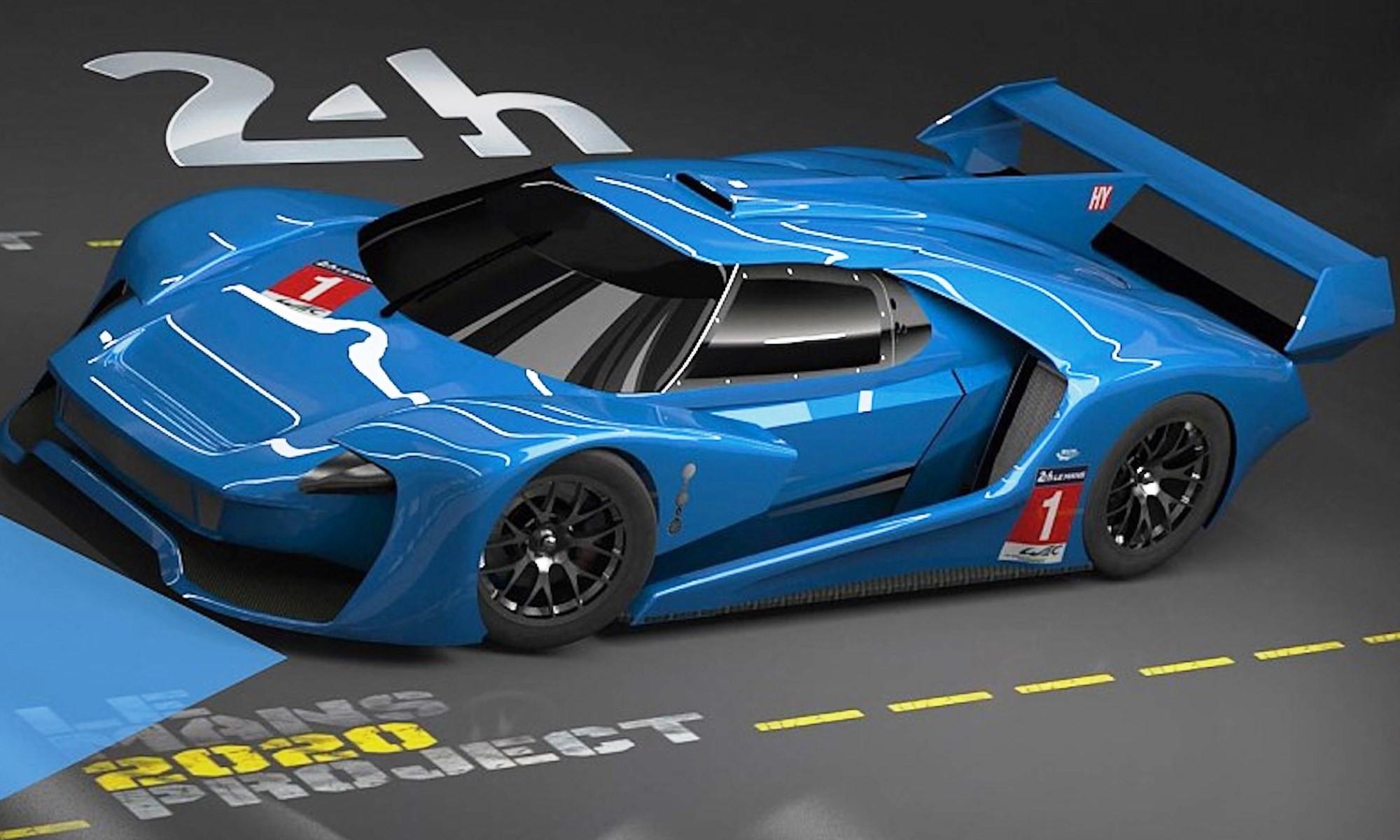 Le Mans Hypercar Rules