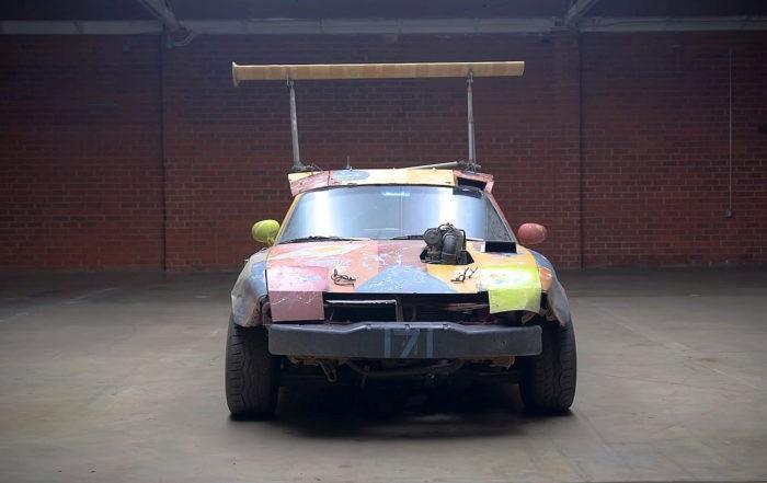 LeMons Racer MX-5 front