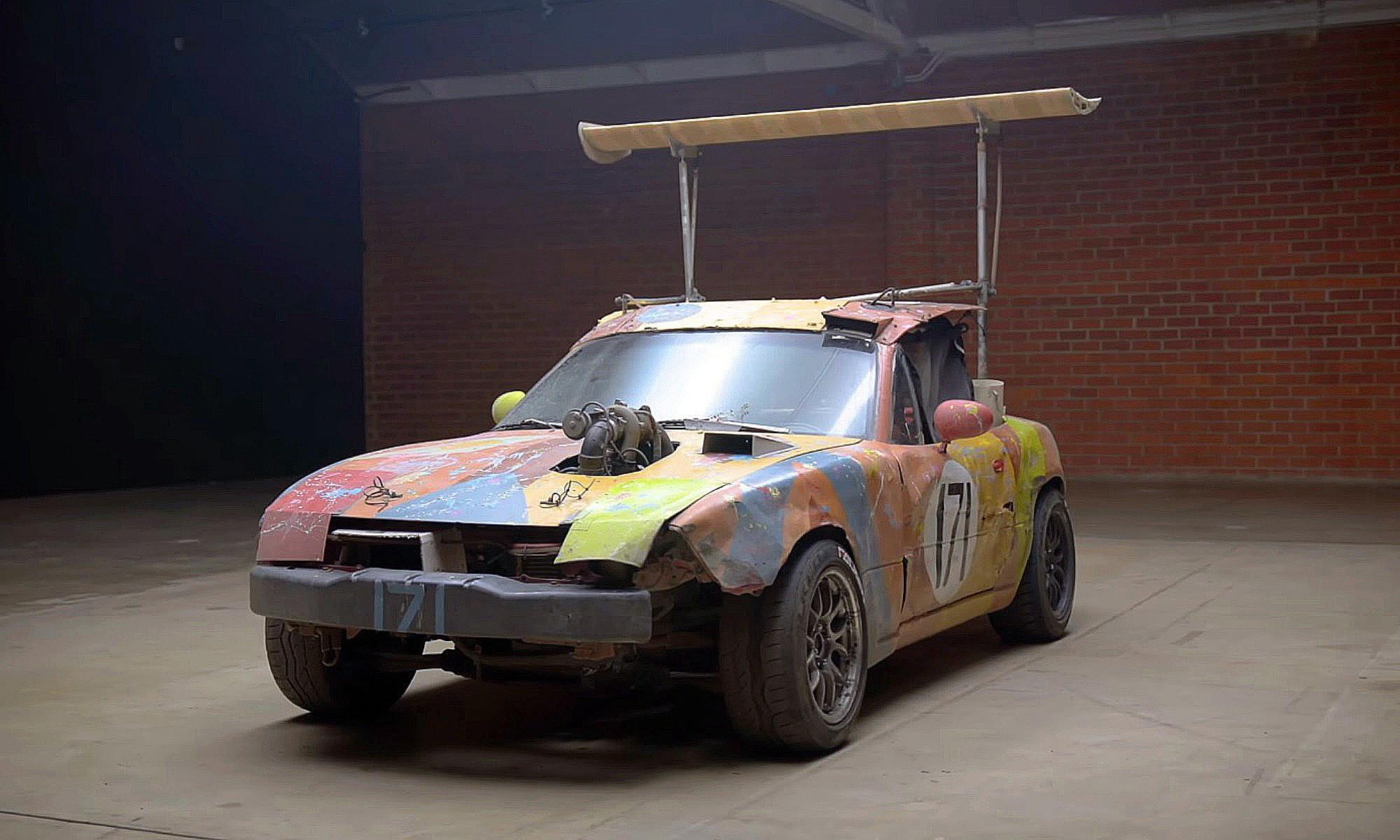 LeMons Racer MX-5