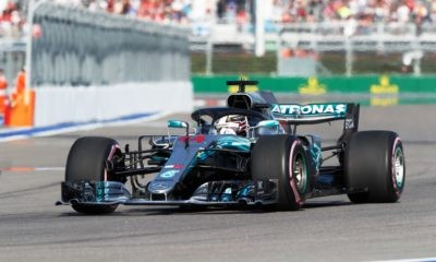 Hamilton extends his lead to 50 points