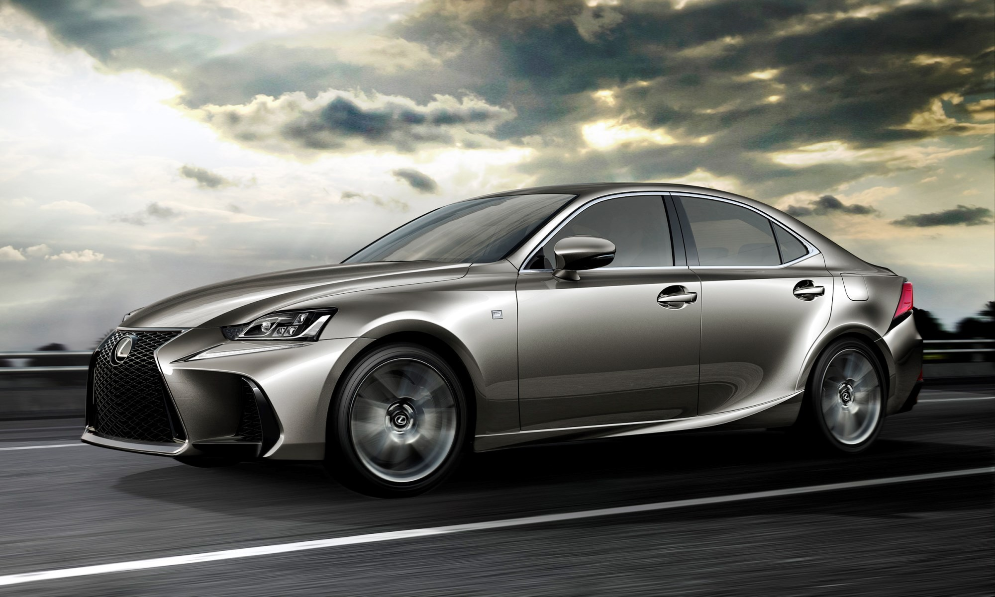 Lexus IS 350 F Sport