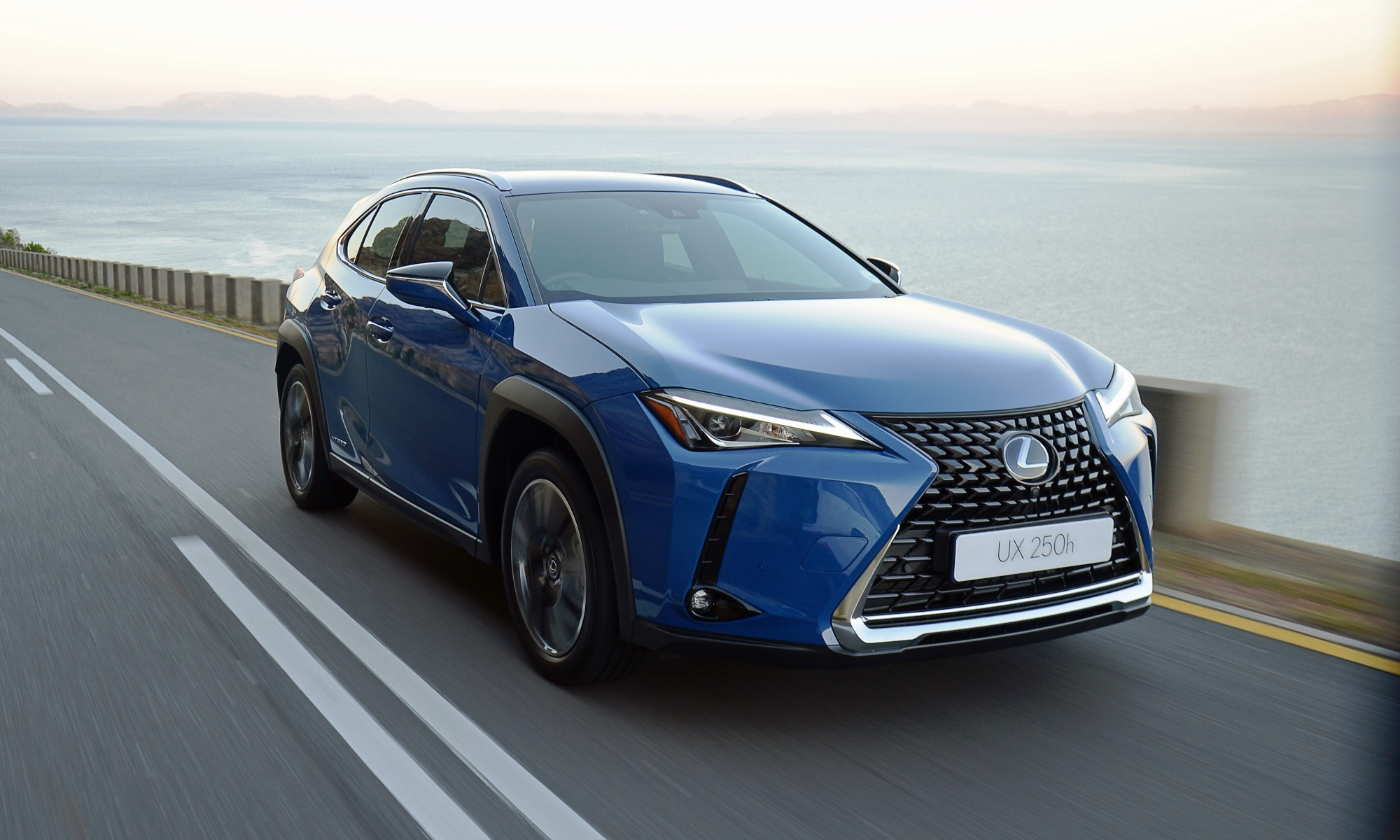 Lexus UX models launched in SA