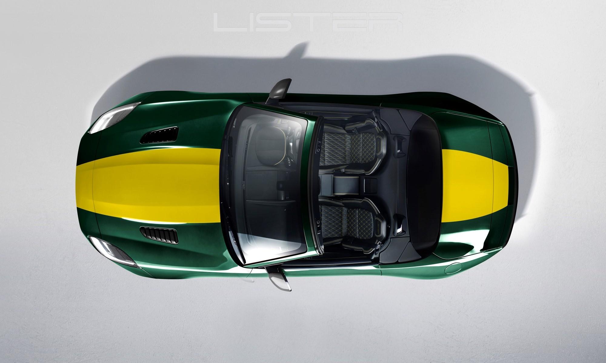 Lister LFT-C top
