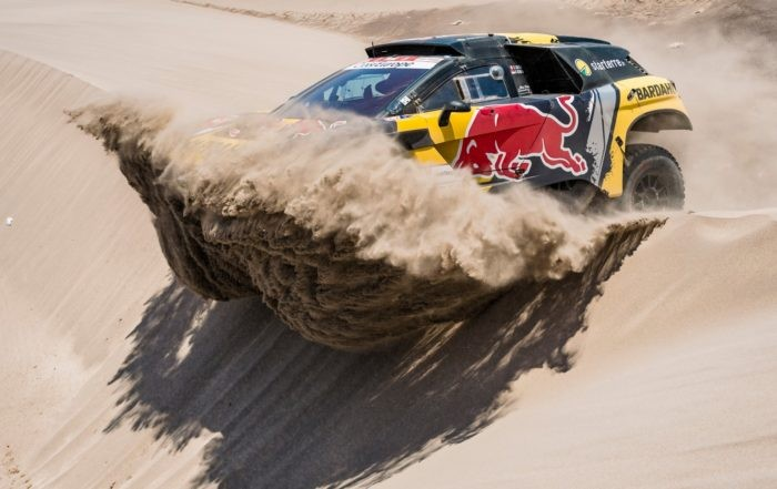 Loeb grabbed the stage 6 win