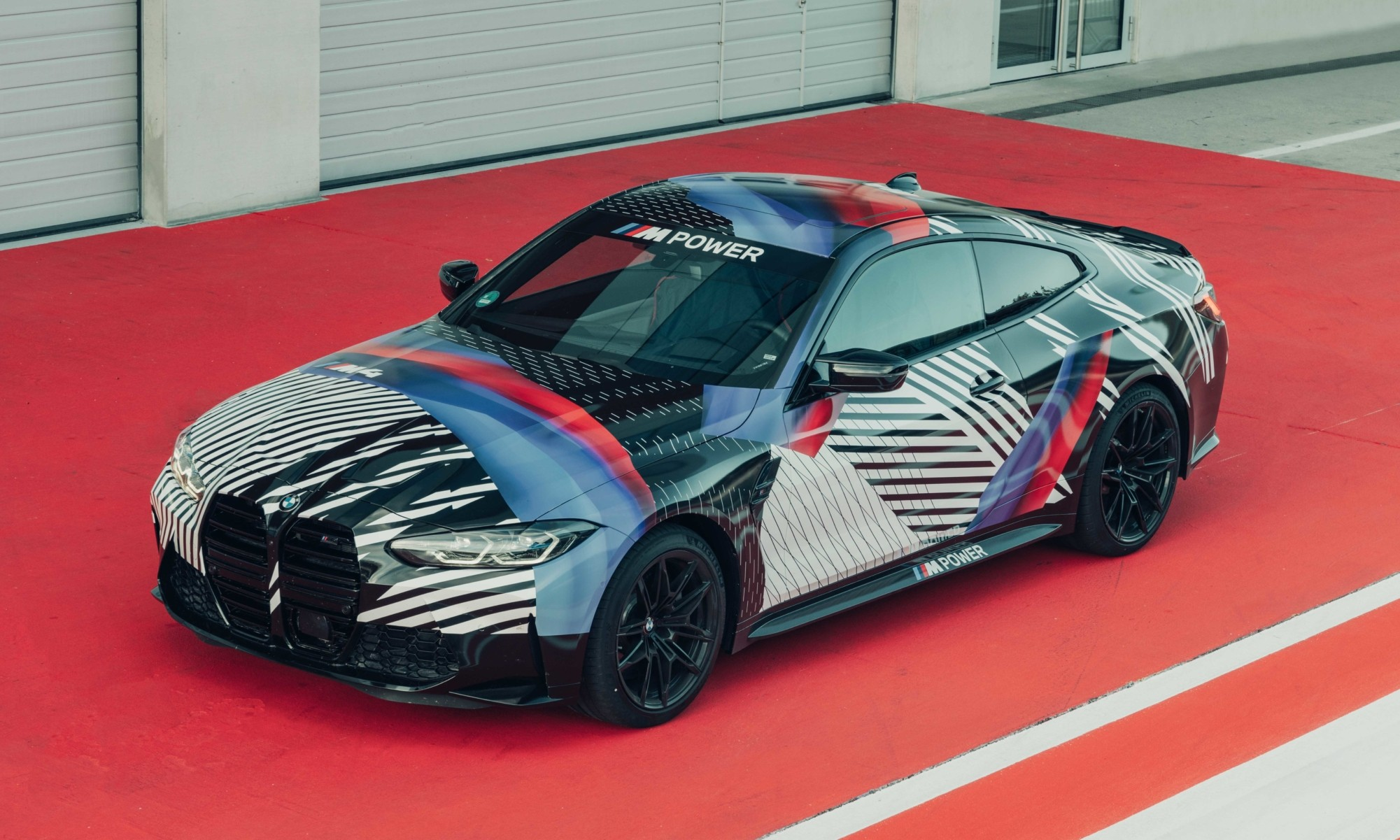 BMW M4 and M4 GT3 Debut 2