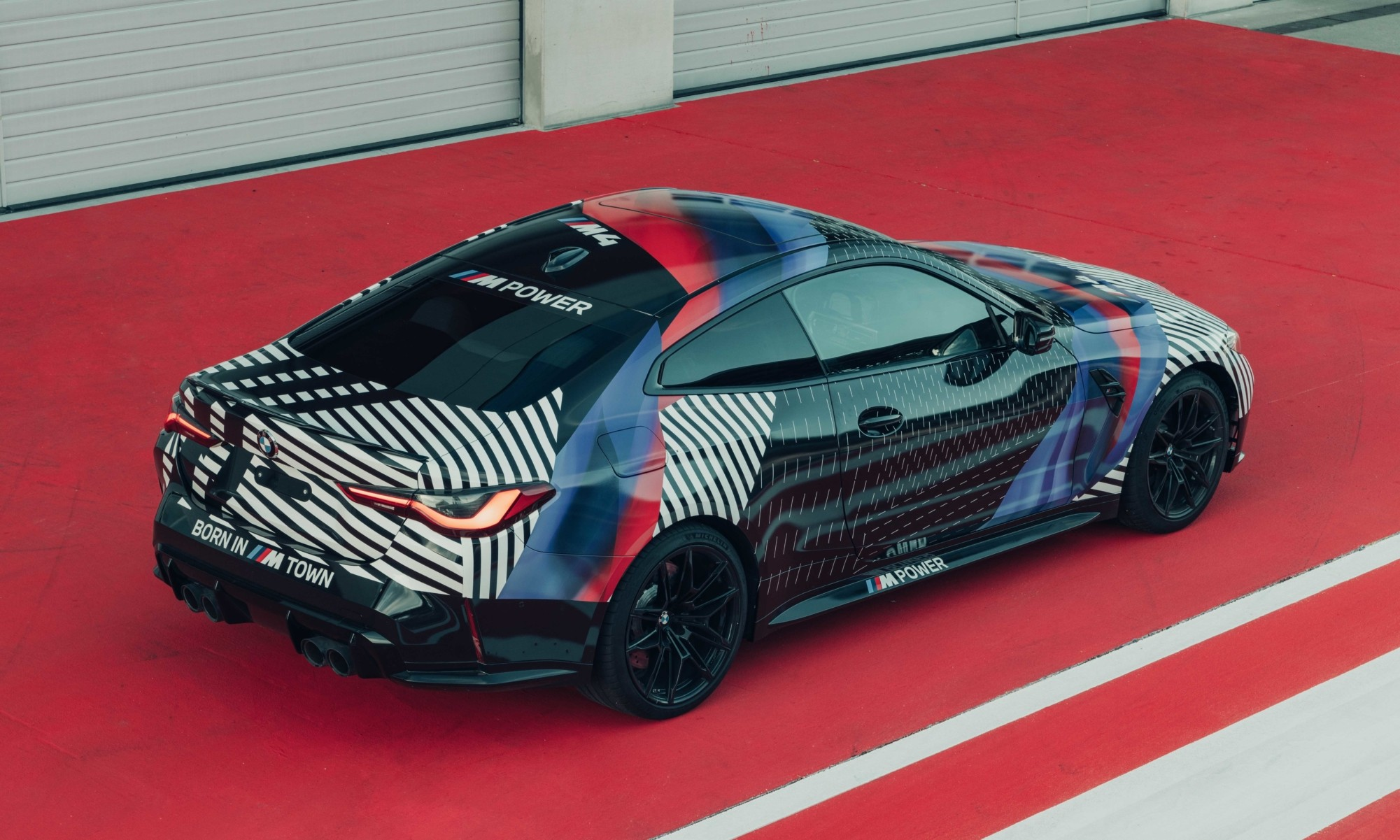 BMW M4 and M4 GT3 Debut 3