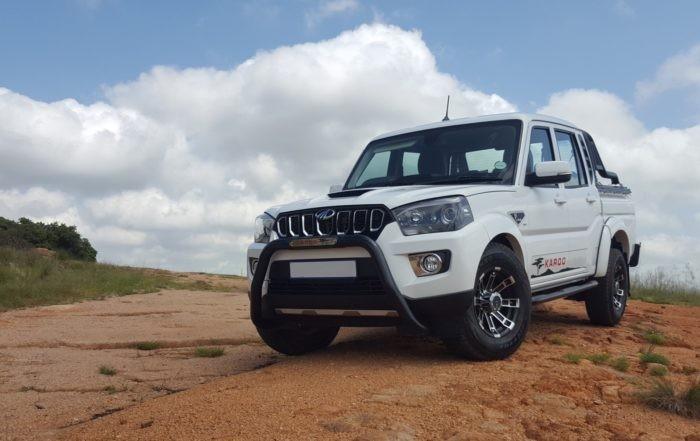 Mahindra Pik Up Auto