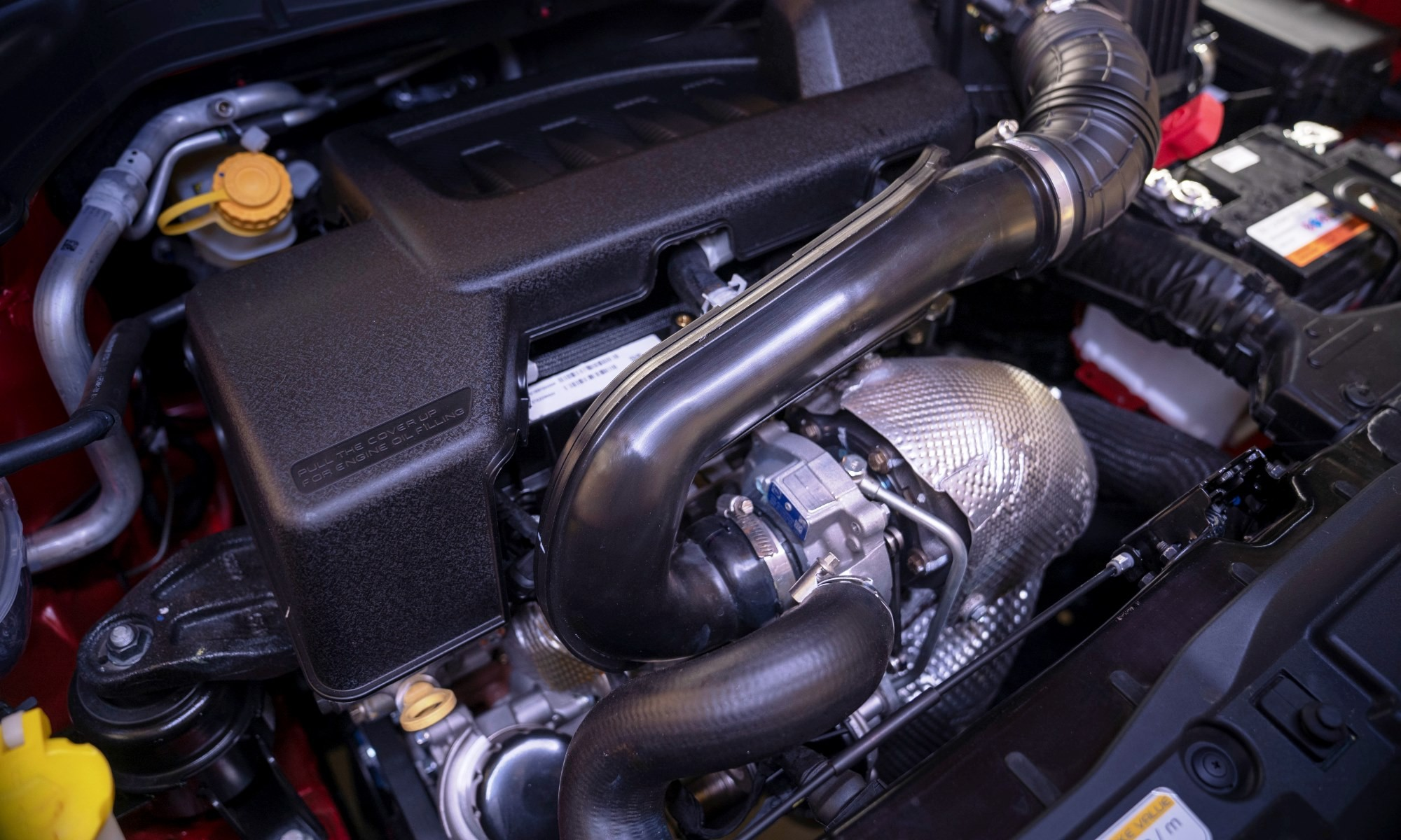 Mahindra XUV300 diesel engine